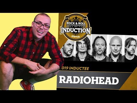 Radiohead Finally Inducted Into Rock & Roll Hall of Fame Mp3