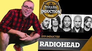 Baixar Radiohead Finally Inducted Into Rock & Roll Hall of Fame