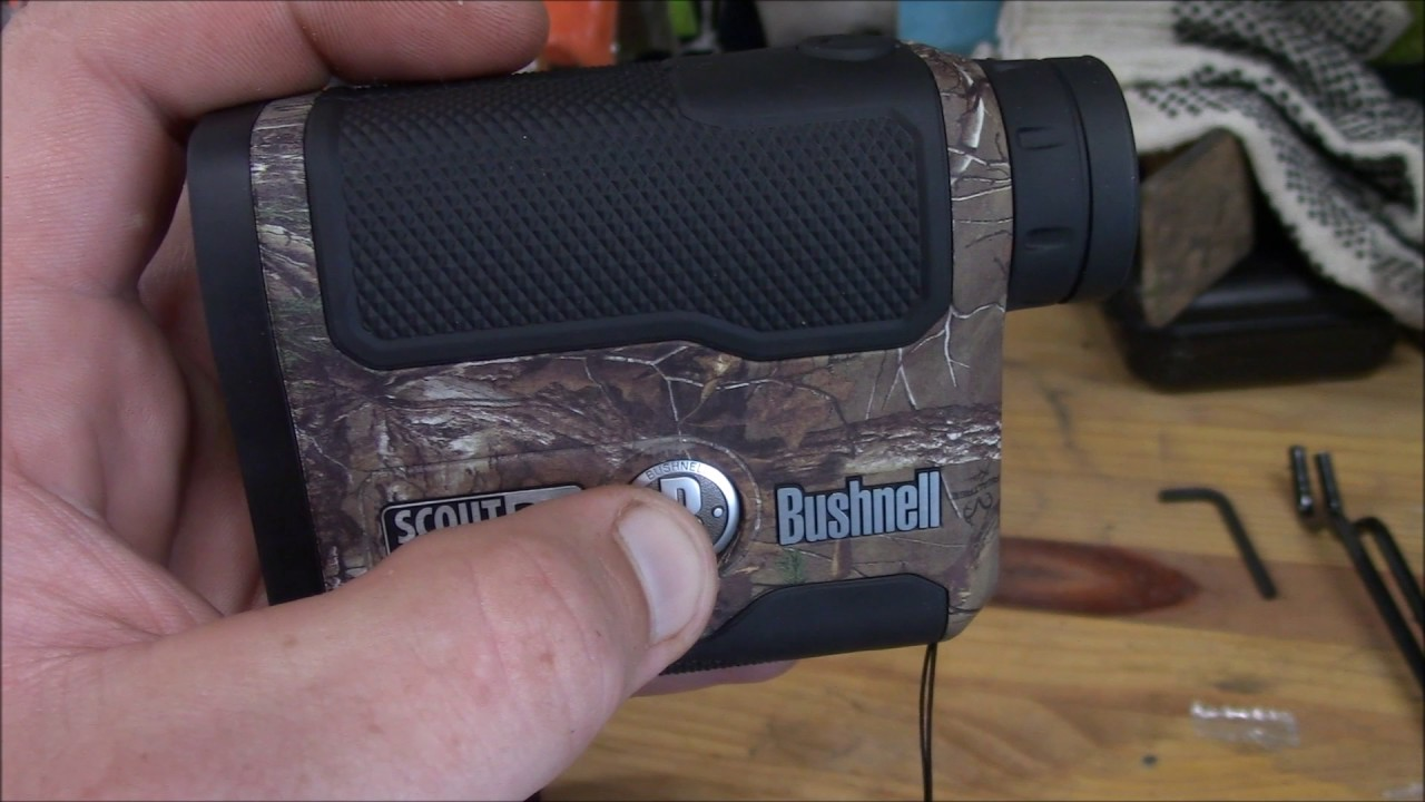Bushnell scout dx 1000 arc rangefinder review youtube.