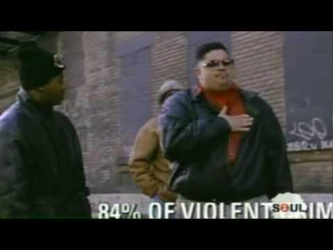 Self Destruction - THE STOP VIOLENCE MOVEMENT ( DJ OUIPET ) 1988