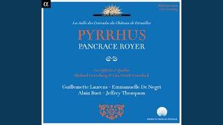 Pyrrhus, Prologue, Scene 1: « Mais, Minerve paraît »