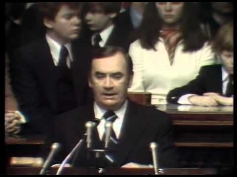 1975 - Governor Carey Inaugural