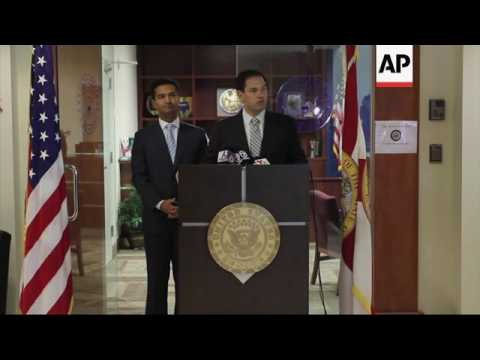 Rubio Again Prods Congress to Fund Zika Fight