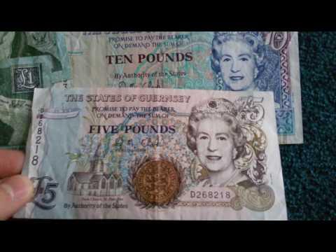 Curreny special part 26: Guernsey Pound / Guernsey Pfund