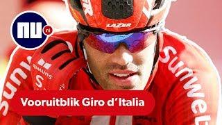 Voorbeschouwing Giro d'Italia: 'Dumoulin, Nibali, Roglic en Yates topfavorieten'