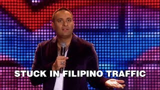 Stuck In Filipino Traffic | Russell Peters