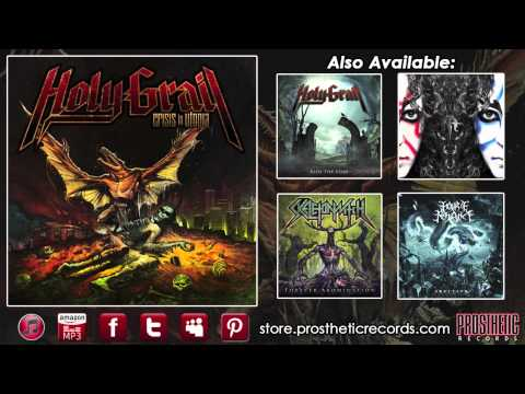 "Holy Grail - ""The Blackest Night"" (Official Track Stream)"