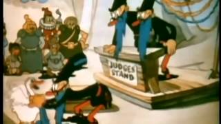 Ub Iwerks cartoon - Comicolor - Simple Simon (1935) Classic Funny Cartoon, but in HD!