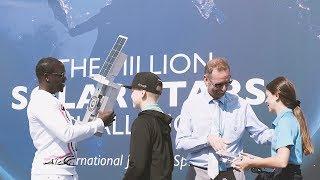 Million Solar Stars, AKON & Solar Future Today Leaders uniting with Solar Kids !