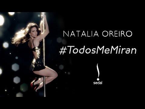 Natalia Oreiro . Videoclip Todos Me Miran (HD)