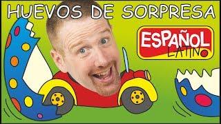 Huevos de Sorpresa para Niños | Las Historias para Niños | Steve and Maggie Español Latino