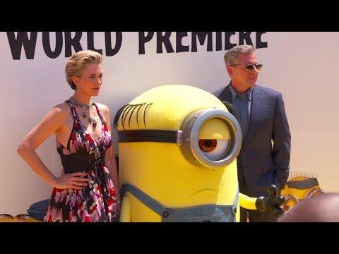 Despicable Me 3 World Premiere Yellow Carpet