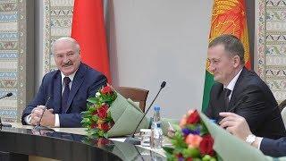 Встреча Лукашенко и депутатов. Главные темы. Репортаж с места событий