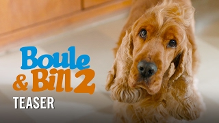 Boule et Bill 2 - Teaser officiel HD
