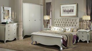 Красивая мебель, спальни.  Спальня Луиза белая.(, 2016-12-07T10:33:55.000Z)