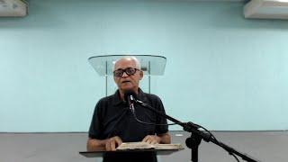Devocional/Culto Vespertino - Pb. Sandro Dutra • 26/04/2020