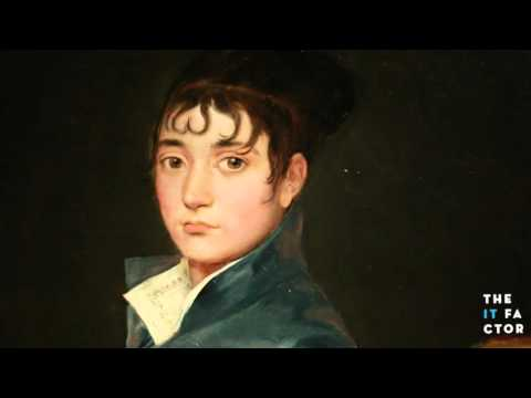 Goya The Portraits at National Gallery