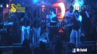 Recapacita - Tania Pantoja - Rumba De Mr SwinG - Discoteca La Noche 2012