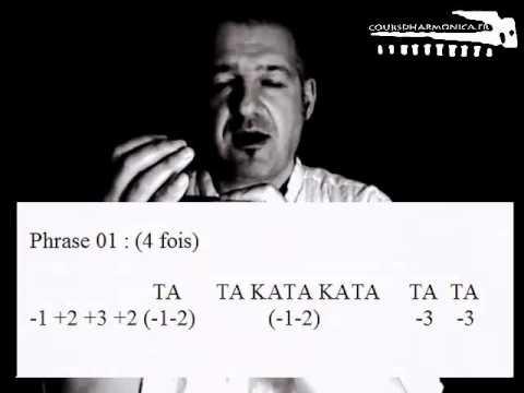"Harmonica harmonica tabs photograph : Diatonic Harmonica - ""Whammer Jammer"" Tabs - Paul Lassey - YouTube"