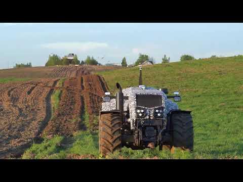 A Minszki Traktorgyár újdonsága a BELARUS-3523i