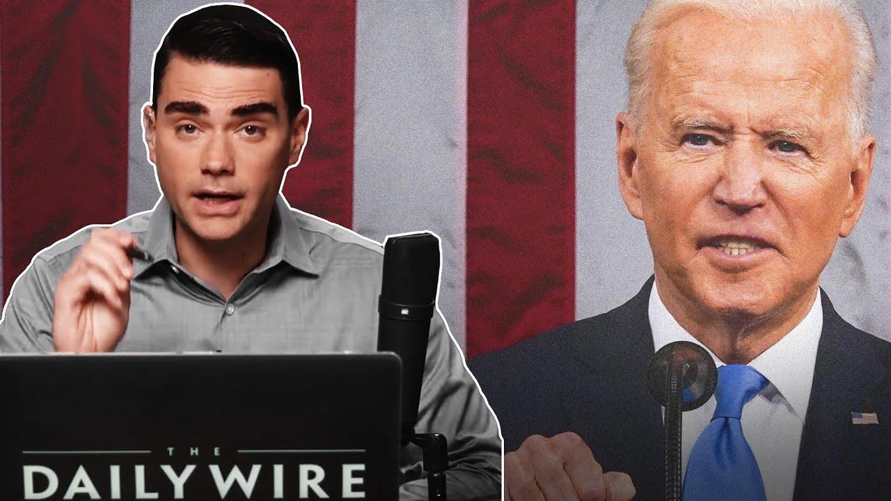 The MOST INSANE Part Of Biden's Speech