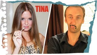 ANDREAS DER BACHELOR - FOLGE 2 - Freizügige Tina !