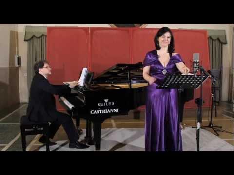 Poulenc - C'est ainsi que tu es - Marcella Orsatti Talamanca, Alessandro d'Agostini