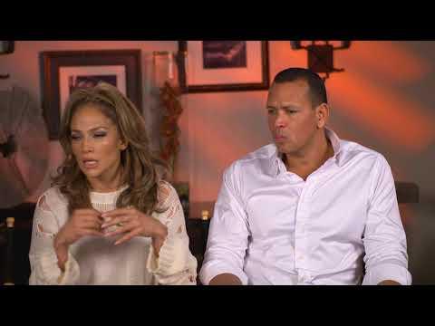 ONE VOICE SOMOS Interview Jennifer Lopez and Alex Rodriguez 1