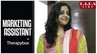 L.I.P.S. INDIA Reviews - Congratulations!! Roli Jain - LIPS Digital Marketing Student.