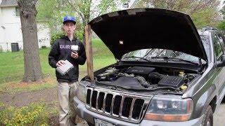 tcm swap in jeep wj 5th gear