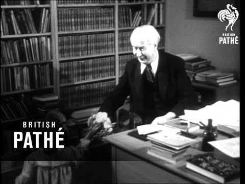Birthday Of Theodor Heuss (1951)