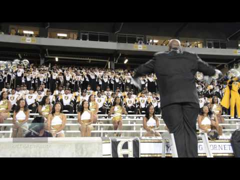 Alabama State University Marching Band - Keep Their Heads Ringin' - 2016