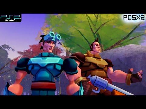 Future Tactics: The Uprising – PS2 Gameplay 1080p (PCSX2)