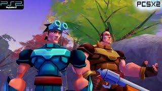 Future Tactics: The Uprising - PS2 Gameplay 1080p (PCSX2)