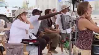 Дополнение к фильму Падение Олимпа (съемочный процесс, фичуретка HD)