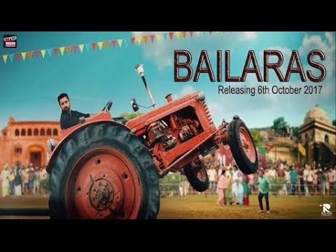 Superhit pollywood movie 2017-Bailaras-Binnu Dhillon-Full Punjabi movie  HD
