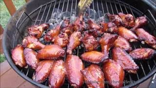 Teriyaki Chicken Wings - Homemade Teriyaki Sauce Recipe