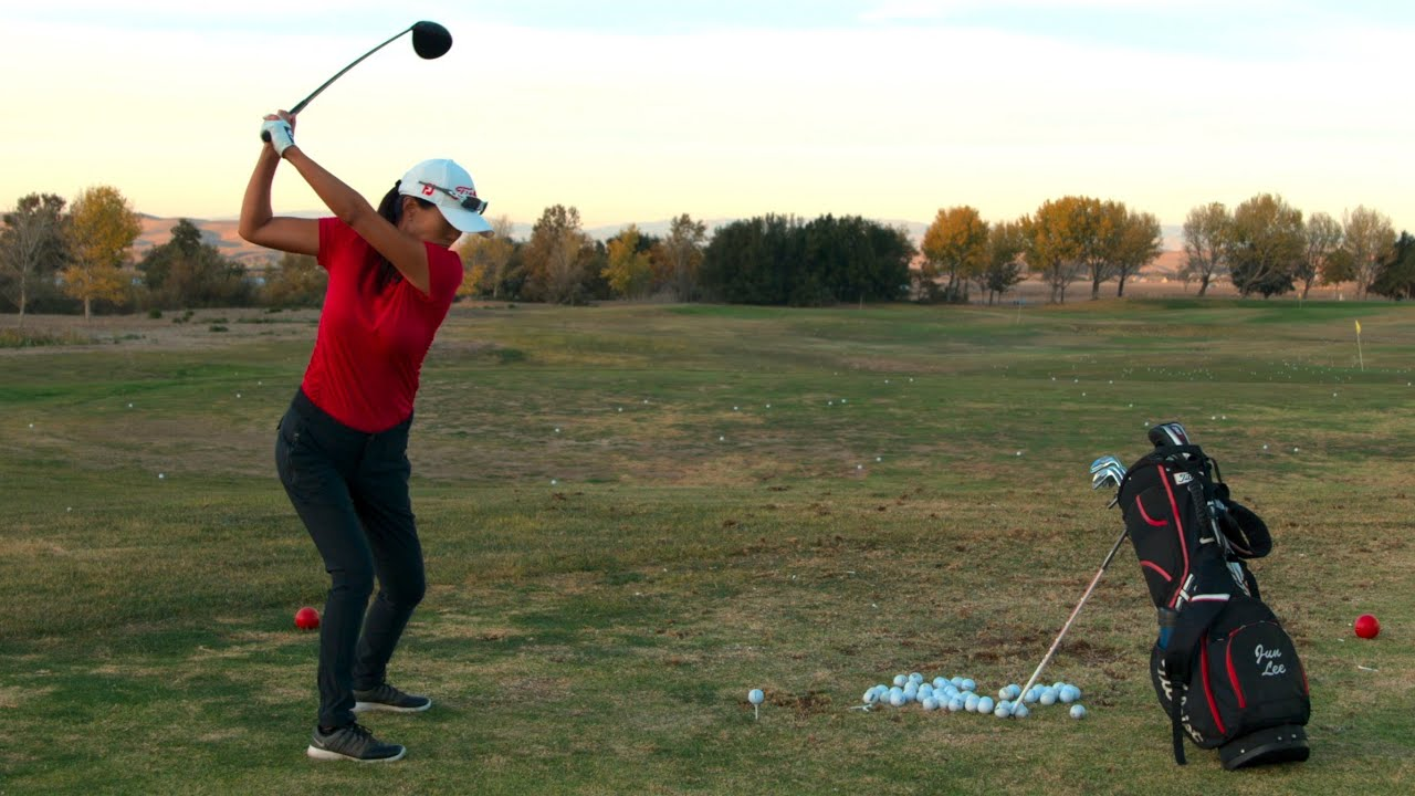 Driving Range Practice and Mindset -  Part 2 of 3