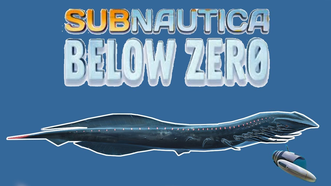 Shadow Leviathan, Arctic Peeper And Much More | Subnautica : Below Zero  Update