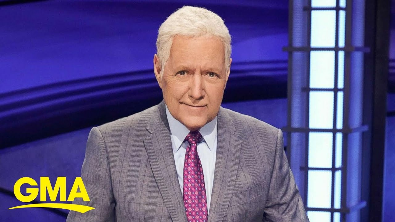 Legendary 'Jeopardy!' host Alex Trebek dead at 80