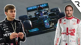 Russell to Mercedes, Bottas to Alfa Romeo - F1 2022's big driver moves explained