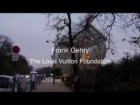 Louis Vuitton Foundation Paris - Frank Gehry