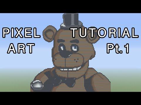 Download Mp3 Minecraft Pixel Art Tutorial And Showcase Skull Trooper