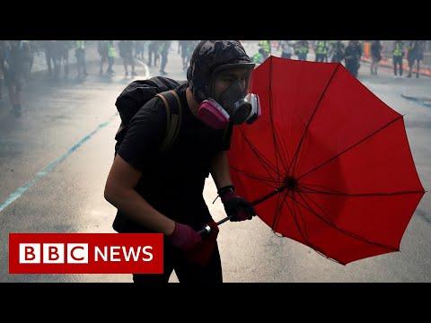 Why China is crushing Hong Kong dissent - BBC News