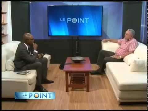 LE POINT 3 Mai 2018 Michel Soukar, Guyler C  Delva & Renan Hedouville