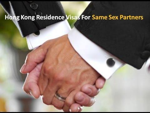 Hong Kong Residence Visas for Same Sex Partners - A Practical Guide
