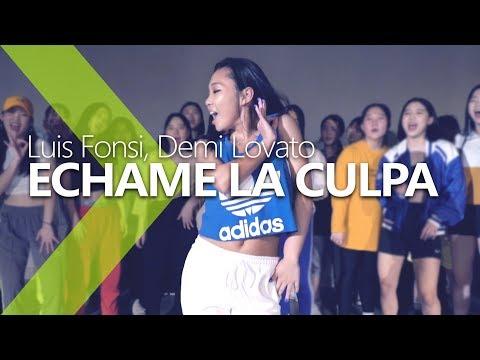 Luis Fonsi, Demi Lovato - Échame La Culpa / LIGI Choreography.