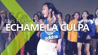 Baixar Luis Fonsi, Demi Lovato - Échame La Culpa / LIGI Choreography.