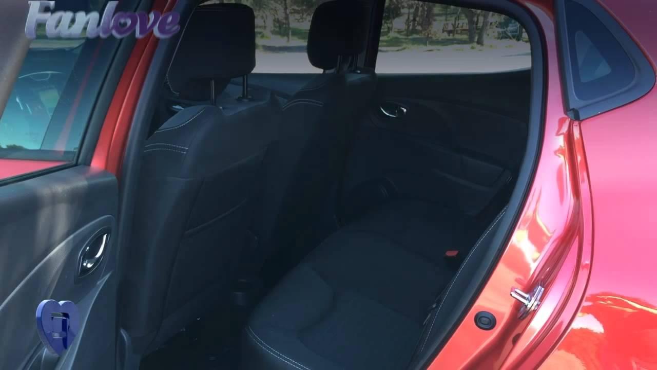 Renault Clio'nun arka koltuk yaşam alanı. - YouTube