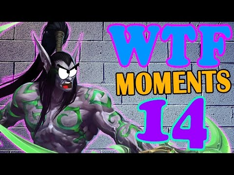 Heroes of The Storm WTF Moments Ep.14